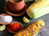 Bhuna Butta – Roasted Corn On The Cob