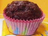 Eggless Red Velvet Cupcakes ~ Natural Coloring