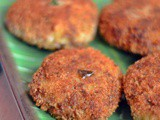 Erachi Cutlet | Malabar Meat Patties