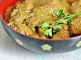 Fesenjan ~ Persian Chicken Stew with Walnuts and Pomegranate