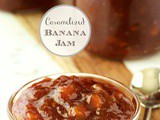 Caramelized Banana Jam
