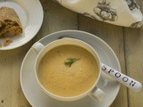 Potato, rosemary and chilli soup