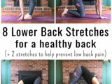 8 Lower Back Stretches for a Healthy Back