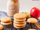 Apple Butter Brown Sugar Cookies (Dairy Free)