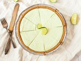 Dairy Free Key Lime Cheesecake (Gluten Free)