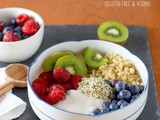 Fruit and Quinoa Breakfast Power Bowl (Recipe Redux)