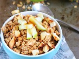 Gluten Free Apple Cinnamon Granola (Vegan)