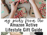 My Picks from the Amazon Active Lifestyle Gift Guide (+ Workout)
