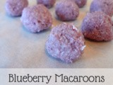 Recipe ReDux: Blueberry Macaroons