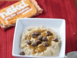 Salted Caramel Oatmeal and Giveaway