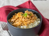 Slow Cooker Asian Chicken (Gluten and Soy Free)