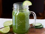 Super Simple Green Smoothie (aka kiss Smoothie)