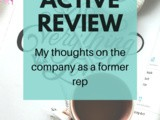 Zyia Active Review: My Thoughts as a Former Rep