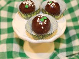 Chocolate Irish Cream Truffles / St. Patrick's Day