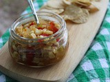 Southern Corn Relish / #FarmersMarketWeek