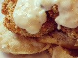Saturday Morning Cartoons | Southern Chicken Biscuits & Gravy