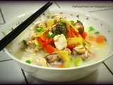 Easy Fish Slice Noodles with Rice Vermicelli
