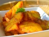 Side dishes / Appetizers: Post #3 : Turmeric Fish Fillet
