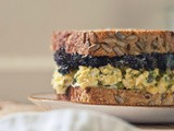 Finding My Past in Food [Healthier Egg Salad with Tarragon and Pickled Celery]