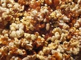 Carmel Corn,  a Fall Tradition at Our House
