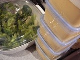 Cheese Sauce Recipe for Now and for Your Freezer