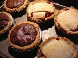 Little Pies, Pecan and Cherry