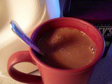My Grandma's Hot Chocolate Recipe Made by the Cup, Delicious, Easy, Inexpensive, and Versitle