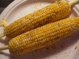 Roasting Corn, The Easiest Most Delicious Ever