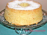 Baking with Oil... Lemon Chiffon Cake