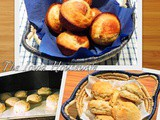 Basic Oats Mix Biscuits, Muffins, Applesauce Bread and Dumplings