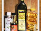 Buying Cooking and Salad Oils