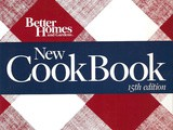 Cookbook Reviews...Better Homes and Gardens Red Plaid Cookbook