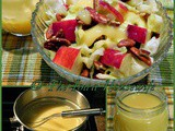 Creamy Fruit Salad Dressing