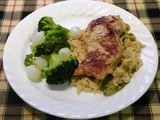 Family Favorites...Baked Pork Chops and Rice