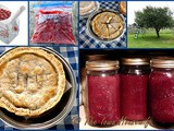 Home Canned Cherry Pie Filling