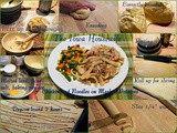 Make It Yourself...Homemade Lard Noodles with Chicken