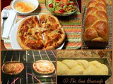 Make It Yourself...Simple White Bread Loaves and Pizza Crusts