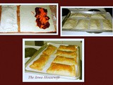 Puff Pastry Taco Foldovers