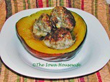 Sausage-Apple Stuffed Squash