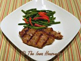 Sherry and Ginger Grilled Tenderloins