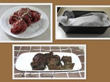 Small Recipes...Beef Roast in a Loaf Pan