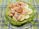 Swedish Shrimp and Egg Salad