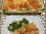 Swiss Ham and Noodle Casserole