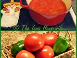 Use It Up...Tomatoes in Freezer Tomato Soup
