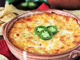 Cheesy Hot Corn Dip