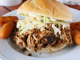 Easy Slow Cooker Pulled Pork Barbecue Recipe {& Lay's 'Do Us a Flavor' Contest!}