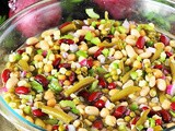 Marinated Many-Bean Salad