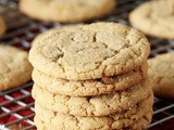 Soft & Chewy Brown Sugar Cookies