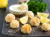 20-Minute Baked Fish Croquettes