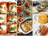 30 Easy Vegetarian Eggplant Recipes